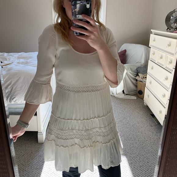 Lace American Eagle tunic dress